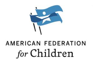American Federation for Children Logo