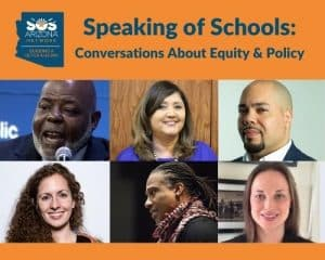 Speaking of Schools: Conversations About Equity & Policy