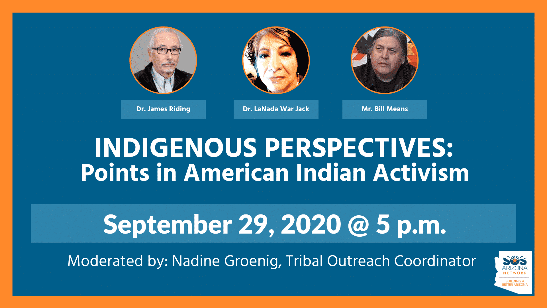Indigenous Perspectives: Points in American Indian Activism