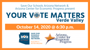 Your Vote Matters Verde Valley