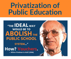 Image for Privatization of Public Education