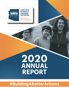 Save Our School Arizona Network 2020 Annual Report