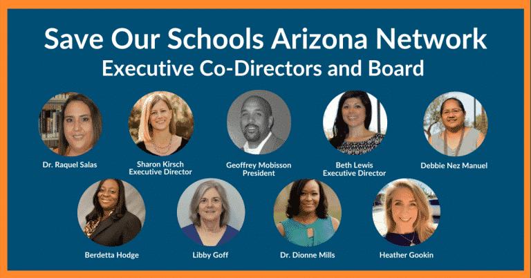 Save Our Schools Arizona Network Board