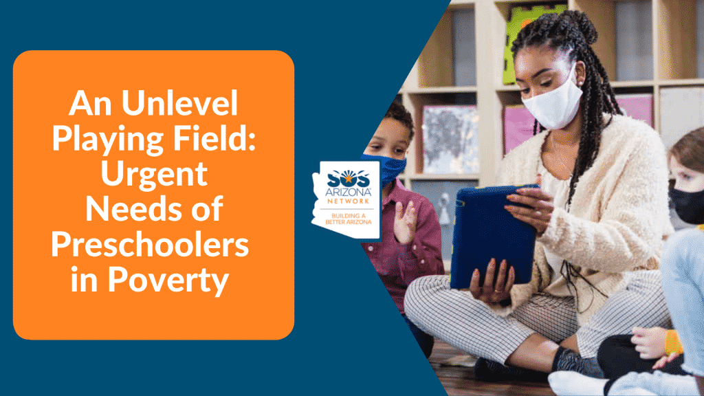Teachers: An Unlevel Playing Field: Urgent Needs of Preschoolers in Poverty